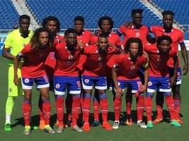 Haiti - Football : Match benefit «Haïti espoir vs Boston University»
