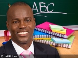 Moïse wishes all students a good school year- Added COMMENTARY By Haitian-Truth