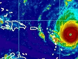 Haiti - FLASH : IRMA in category 4, Haiti in yellow pre-alert