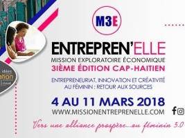 Haiti - NOTICE : Economic Exploration Mission Entrepren'elle