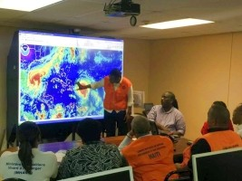 Haiti - IRMA : Port-au-Prince Town Hall mobilizes its resources