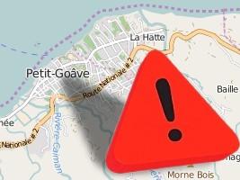 iciHaïti - Petit-Goâve : Les fortes pluies ont fait un mort