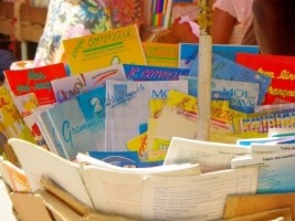 Haiti - Education : Subsidized school books not available, who is right ?