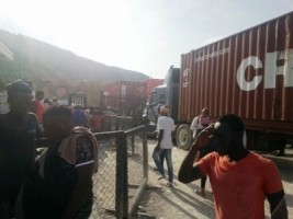 Haiti - DR : Strong tension at the border of Malpasse-Jimani