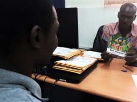Haiti - Brazil : 200 Haitians come every day to the IOM Visa Application Center