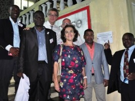 Haiti - Culture : Inauguration of the Alliance Française of Jérémie