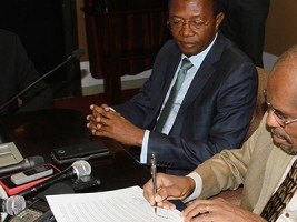 Haiti - Economy : Agreement on the management of the Public Treasury between the Ministry of the Economy and the BRH