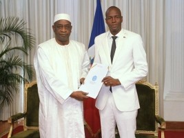 Haiti - Diplomacy : Accreditation of the new Ambassador of Mali