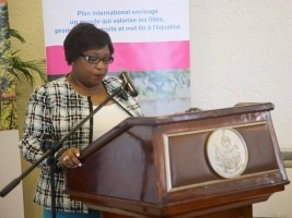 Haiti - Politics : Better tomorrows for our daughters «beyond beautiful speeches»