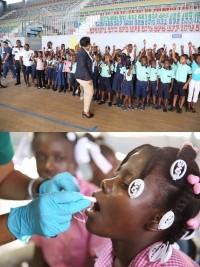 iciHaïti - Santé : Trois journées de Clinique Dentaire au Gymnasium Vincent