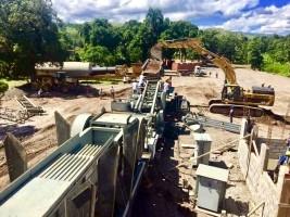 iciHaïti - Politique : Installation d'une usine d'asphalte à l'Acul de Gros-Morne