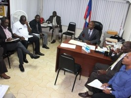 Haiti - Education : Follow-up of sanctions against fraudsters to State exams 2017