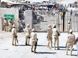 Haiti – DR : New military reinforcement on the Dominican border