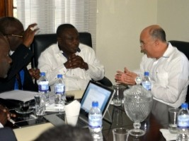Haiti - Environment : Bi-national strengthening of environmental cooperation