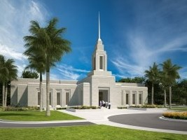Haiti - Religion : The Mormons will build a monumental Temple in Port-au-Prince
