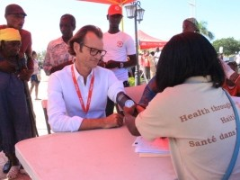 Haiti - Health : Mobile clinics in Cité Soleil and Gonaïves