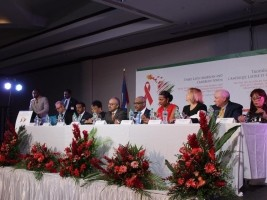 Haiti - Health : PM at the 3rd Latin American Forum on the Response to HIV/AIDS