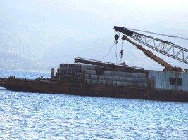 iciHaiti - Economy : Launch of the construction of a large wharf on the island of La Tortue
