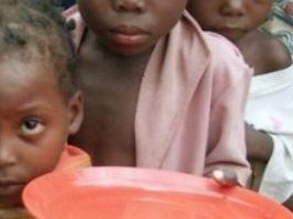 Haiti - Social : Haiti is hungry