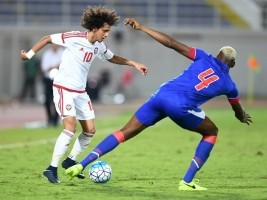 Haiti - Sports : Haiti defeated the United Arab Emirates
