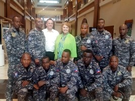 iciHaiti - FLASH : The SWAT of Haiti in international competition