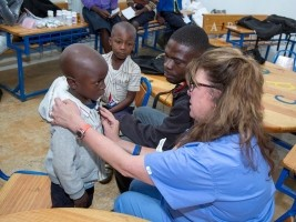 iciHaiti - Lamothe Foundation : Mobile clinic in Panyol