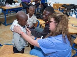 iciHaïti - Fondation Lamothe : Clinique mobile à Panyol