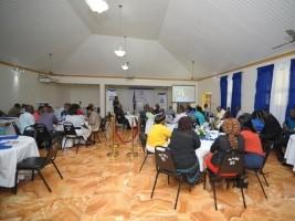 Seminar on the fight against corruption in Artibonite