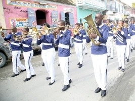Haiti - Social : Youth commemorated the Battle of Vertières