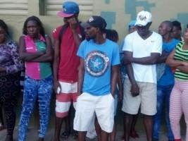 Haiti - DR : More than 100 Haitians arrested at the border, including 15 pregnant and 16 minors