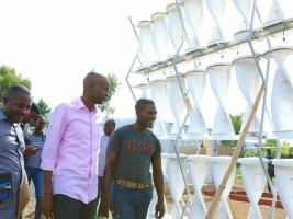 iciHaiti - Politic : The work of the Irois micro-power plant progresses