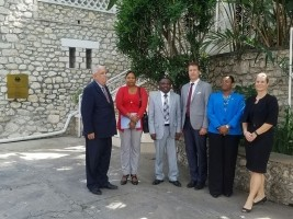 Haiti - Environment : New avenues for cooperation with Germany