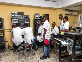 Haiti - Politic : Vocational training, towards a public/private partnership