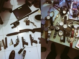Haiti - Security : Dismantling of a gang of thieves in Pétion-ville