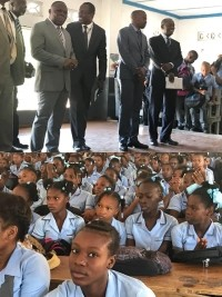 Haiti - FLASH : Students of Maranatha Evangelical College in post-traumatic stress