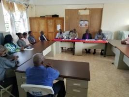 iciHaïti - Éducation : Tournée du Ministre Cadet dans la Grand'Anse