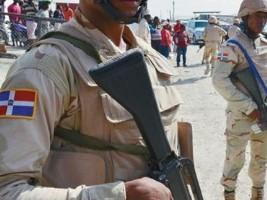 Haïti - RD : L'armée dominicaine envoie 236 soldats en renforts à la frontière