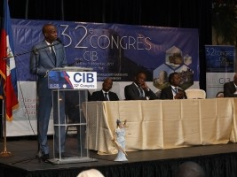 Haiti - Justice : Opening of the 32nd Congress of the International Bar Conference