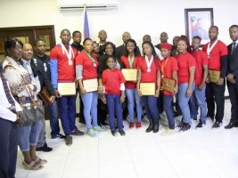 Haiti - Sports : World Championship in Italy, 11 medals for our Karatekas