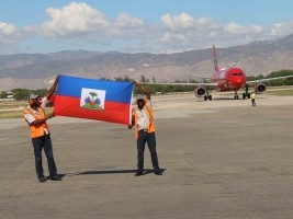 Haiti - Tourism : JetBlue inaugurates its daily non-stop flight Orlando - Port-au-Prince