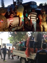 iciHaiti - DR : More than 200 Haitians expelled