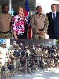 The United States supports the new Border Police