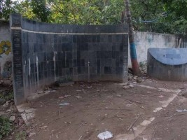 iciHaiti - Cazale : Rehabilitation of the REZISTANS public square