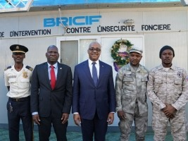 Haiti - FLASH : The Intervention Brigade Against Land Insecurity in operation or not ?