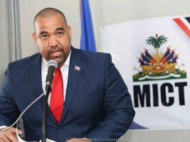 Haiti - Earthquake 2010 : Message from the Minister of the Interior