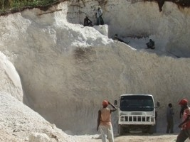 Haiti - NOTICE : Suspension of extraction of sand at the Morne Cabri
