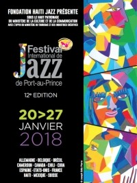 Haiti - Music : Opening of the 12th edition of the Jazz Festival in Port-au-Prince