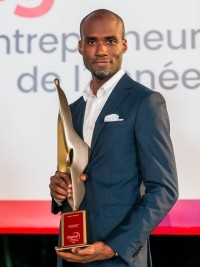 Haiti - Digicel : Brendon Brewster, Entrepreneur of the Year 2017