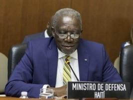 Haiti – Army : Presentation to the OAS of the White Paper on National Defense of Haiti