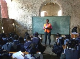Haiti - Education : Launch of School Engineering Contest on Risk Reduction
